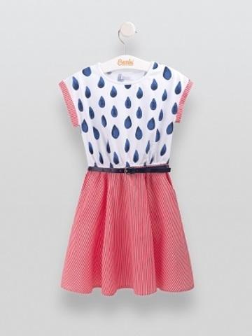 ПЛ206 Платье для девочки
