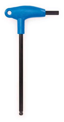 шестигранник, Г-образный с ручкой, 10мм (PTLPH-10)