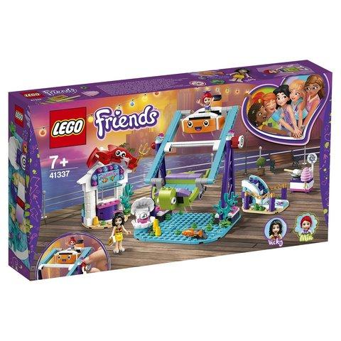 LEGO Friends: Подводная карусель 41337 — Underwater Loop — Лего Френдз Друзья Подружки