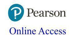 MyEnglishLab TOEFL Prep Student's Online Access...