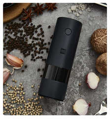 Электрическая мельница для соли и перца Xiaomi HuoHou Electric Grinder Black (Черный)