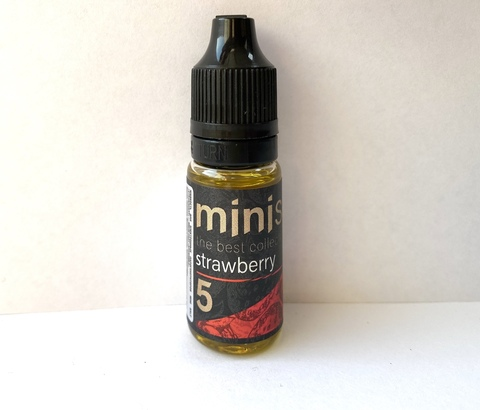 Strawberry by Mini Salt 10мл
