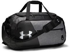 Сумка спортивная Under Armour Undeniable 4.0 Duffle LG черный-серый
