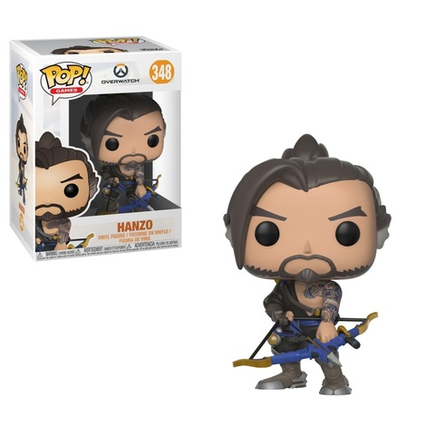 Overwatch - Hanzo Funko Pop! Vinyl Figure ||  Хандзо - Overwatch