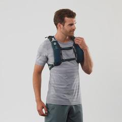 Рюкзак для бега Salomon Agile 6 Set Green Gables - 2
