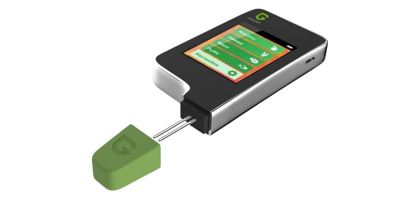 Greentest 2 (черный) - нитрат-тестер