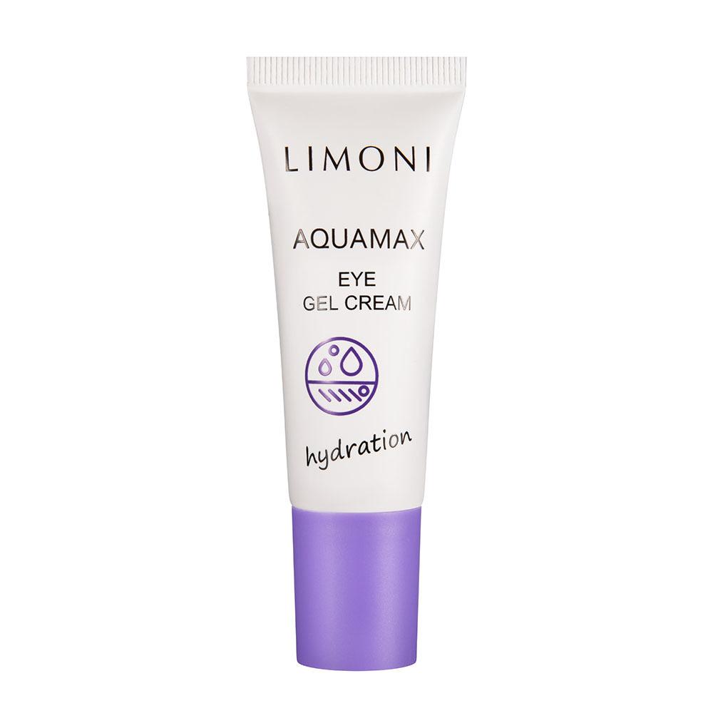 Гель-крем для век увлажняющий Aquamax