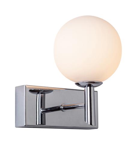 Настенный светильник MILAN IP44 1xG9x40W 10160/1A хр ESCADA