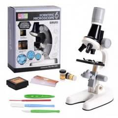 Набор для опытов с микроскопом детски Scientific Microscope
