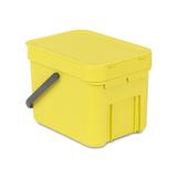 Ведро для мусора SORT&GO 6л, артикул 109683, производитель - Brabantia, фото 4