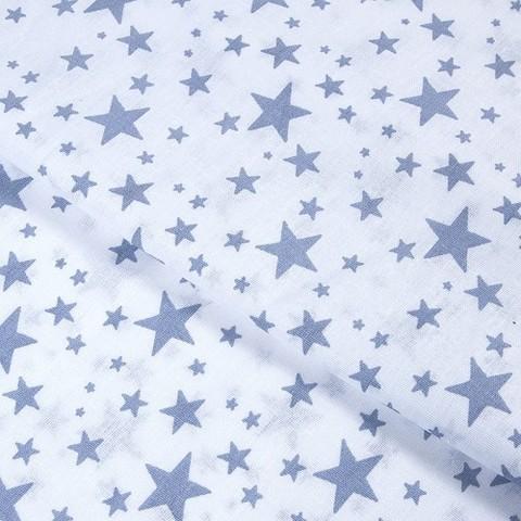 Бязь плательная 150 см 1556/2А цвет серый