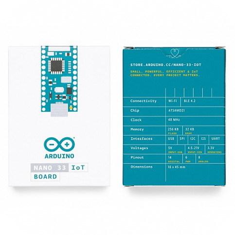 Arduino Nano 33 IoT (оригинал)