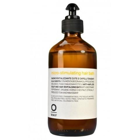 Шампунь против выпадения волос  MICRO- STIMULATING HAIR BATH