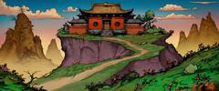 9 Monkeys of Shaolin Стандартное издание (PS4, русская версия)