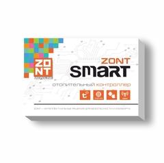 Отопительный контроллер для электрических и газовых котлов ZONT SMART