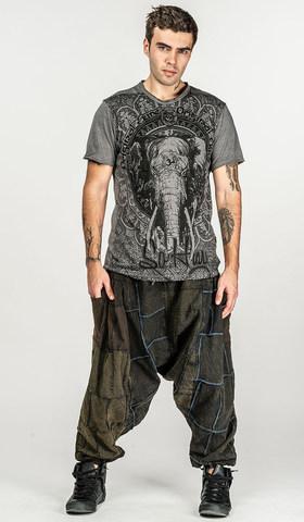 Мужская тайская футболка Ганеша