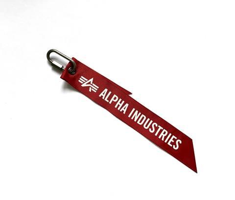 Лента брелок Alpha Industries «Remove Before Flight 2021»
