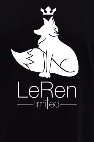 Футболка LeRen Logo Long Black