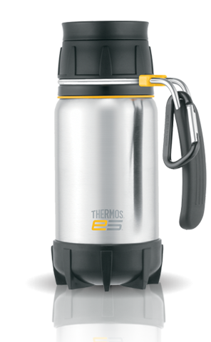 Термокружка Thermos Element 5 (0,47 литра), серебристая