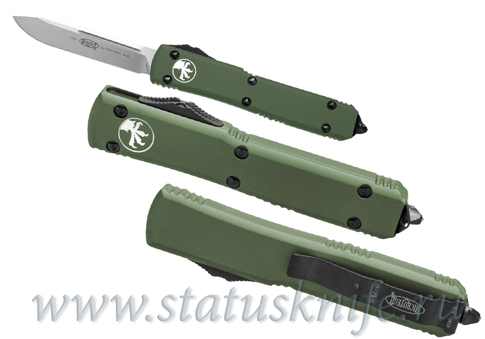 Нож Microtech Ultratech Satin модель 121-4OD