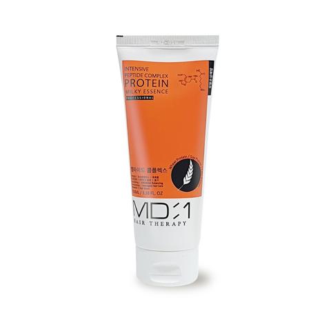 MD:1 Протеино-молочная эссенция для волос с пептидным комплексом INTENSIVE PEPTIDE COMPLEX PROTEIN MILKY ESSENCE, 100ml