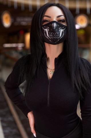 маска Bona fide 111224skull