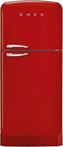 Холодильник с верхней морозильной камерой Smeg FAB50RRD5