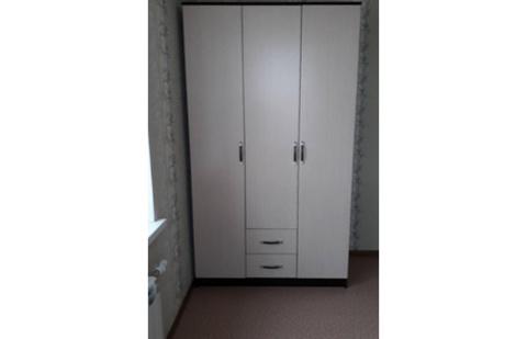 ШКР 1200.1 Шкаф трехдверный Ронда