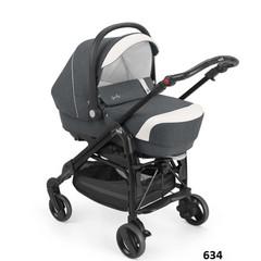 Коляска детская CAM Comby Family 3 в 1
