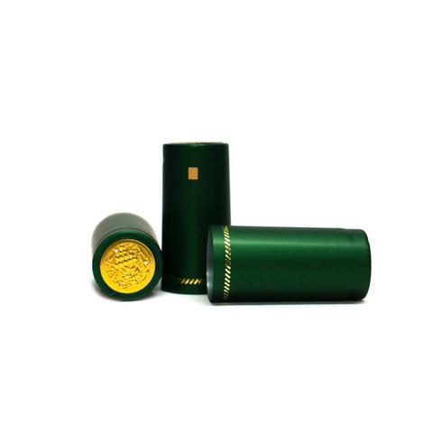Термоколпачки зеленые, 40 шт