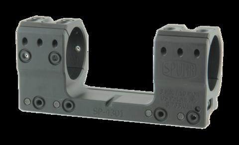 Тактический кронштейн SPUHR D34мм на Picatinny, H30мм, наклон 3MIL/10.3MOA (SP-4301)