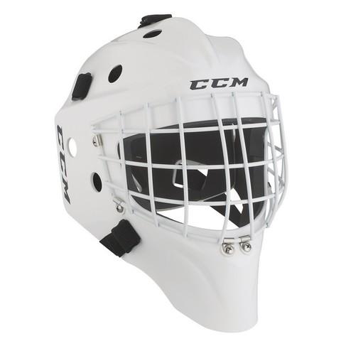Шлем вратарский CCM 7000 YTH белый