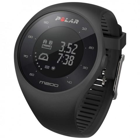 Умные часы Polar M200 GPS черный