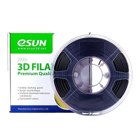 ESUN eABS MAX, 1.75 мм, 1 кг, черный