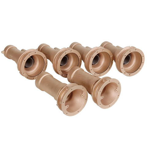 Проходы стеновые Fitstar 8620050 для Combi-Whirl, 4 форсунки, 2 водозабор, 240 мм / 25211