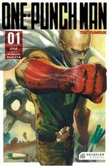 One-Punch Man Cilt 1-Tek Yumruk