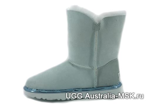 UGG Bailey Button II Metallic Iceberg