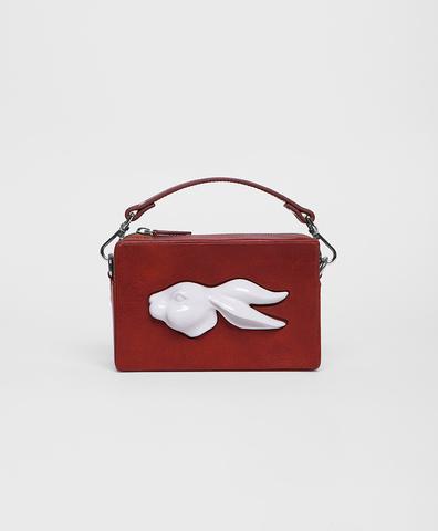 Прямоугольная сумка Rabbit Vegetable Brandy