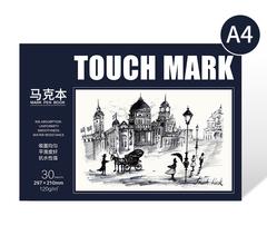 Скетчбук для маркеров Touch Mark, А4