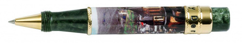 Ручка роллер Ancora Derbent gold rb123