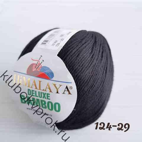 HIMALAYA DELUXE BAMBOO 124-29, Черный