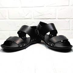 Босоножки сандали мужские Zlett 7083 Black.