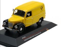 IFA Framo V 901/2 Kastenwagen Van Deutsche Post 1954 IST053 IST Models 1:43