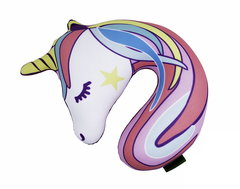 Подушка для шеи, подголовник Gekoko «Единорожка» 1