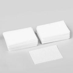 Безворсовые салфетки (цвет белый), 600шт.