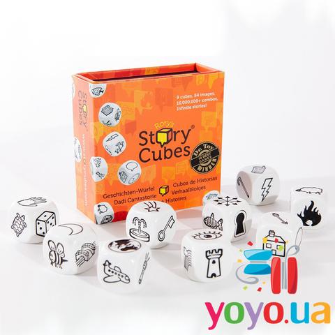 Rory's Story Cubes (Кубики Історій)