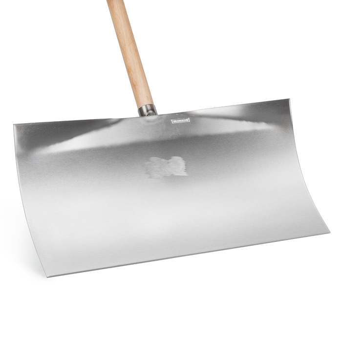 Лопата для снега из нержавеющей стали Sneeboer