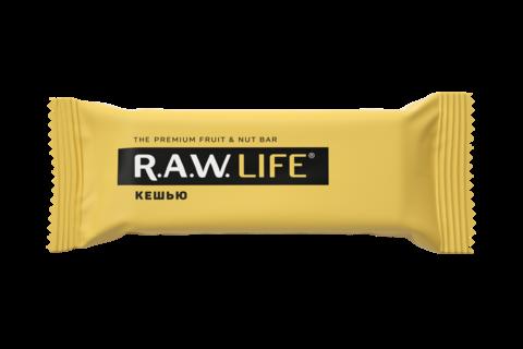 Батончик R.A.W. LIFE Кешью 47 гр