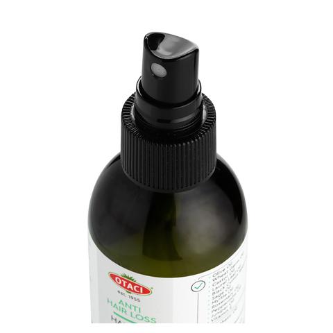 Травяное масло против выпадения волос