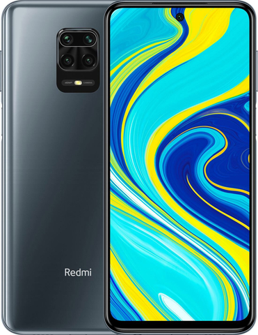 Смартфон Xiaomi Redmi Note 9 NFC 3/64GB Черный (Black)